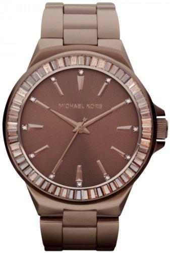 Michael Kors Gramercy Espresso Glitz Watch Mk5724