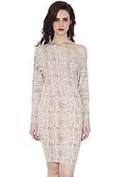 Divaat Wild Frame One Off-Shoulder Dress
