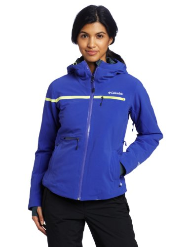 Columbia Women's Roffe Ski Jacket, Light Grape, X-Large