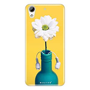 Mozine Bottle Has Ears printed mobile back cover for HTC desire 626