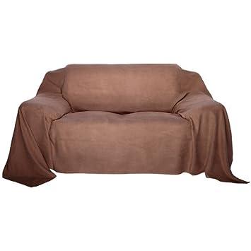 couverture plaid couvre lit couvre lit couvre canap romantica effet velours. Black Bedroom Furniture Sets. Home Design Ideas