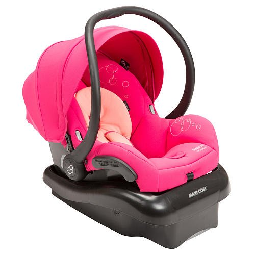 Maxicosi Ap Infant Car Seat Passionate Pink front-26792