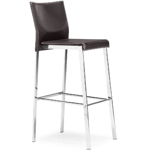 Boxter Bar Chair (Espresso)