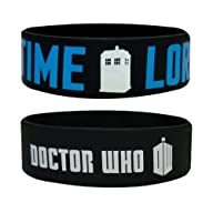 Doctor Who – Rubber Wristband / Bracelet (Time Lord)