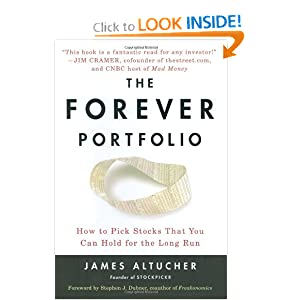 The Forever Portfolio, an example of the why I write books