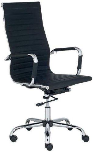 High Back Executive Leather Ergonomic fice Desk puter