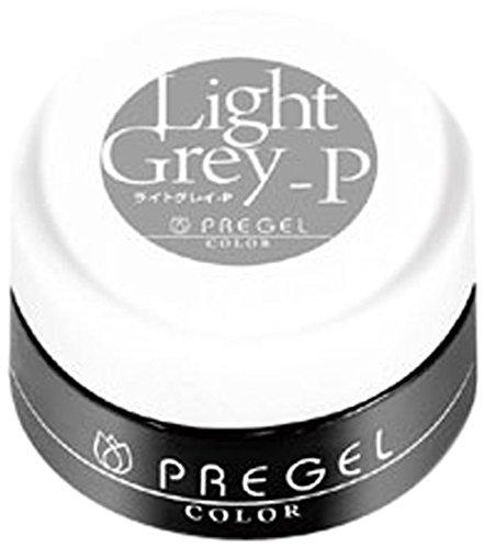プリジェル カラージェル ライトグレイーP 3g PGー506X