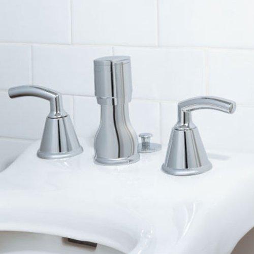 Best Deal American Standard 7038 401 295 Tropic Fixture Mounted Bidet Faucet Satin Best Bidet Faucets