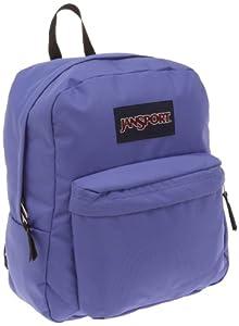 JanSport Spring Break Classics Series Daypack, Purple Sky
