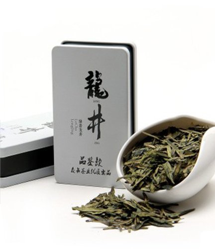 Super Longjing Green Tea Quality 2013 Fresh Tea Fresh Tea 25 Grams
