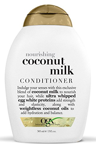 OGX Nourishing Coconut Milk Conditioner 13 Ounce