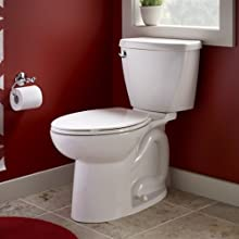 American Standard Cadet-3 Elongated Two-Piece Toilet with 12-Inch Rough-In