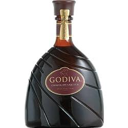 ゴディバ・チョコレート・リキュール・750ml・ワールド