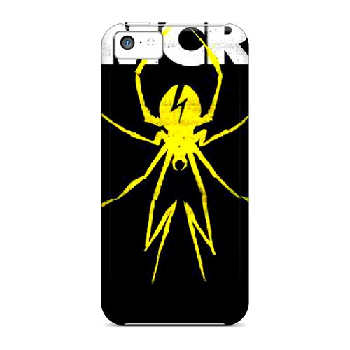 Cute High Quality Iphone 5C My Chemical Romance Case front-825755