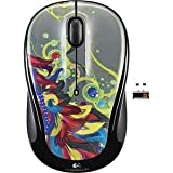 Logitech Wireless Mouse M325 - Optical - Wireless - Radio Frequency - USB - Tilt Wheel - 3 Button(s) - Symmetrical...