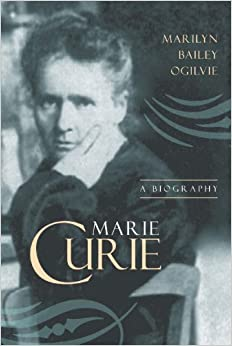 book report about marie curies life