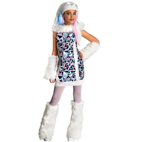 Rubie's Costume Co - Monster High Abbey Bominable Child Costume