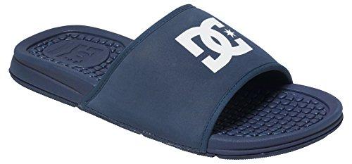 DC ShoesBolsa M - Sandali infradito Uomo , Blu (Blu (Navy)), 38