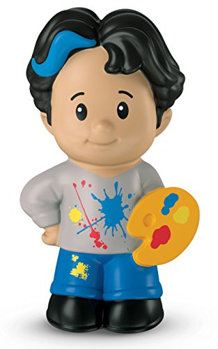 Fisher-Price Little People Artist - 1
