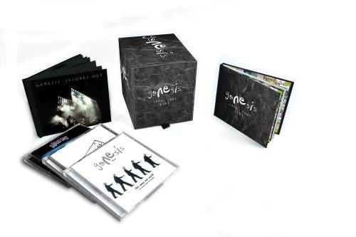 Genesis Live 1973–2007 artwork