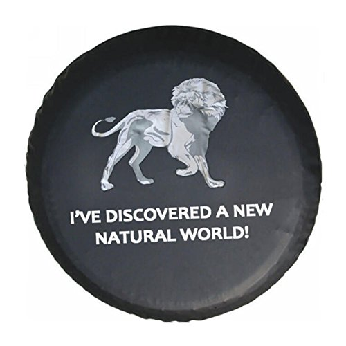 Eternalpowerd Different Type Universal Fit Spare Tire Cover Size:R15(27