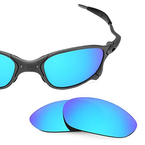 e1bb31cbd4 Revant Replacement Lenses for Oakley X-Metal XX Polarized Ice Blue  MirrorShield