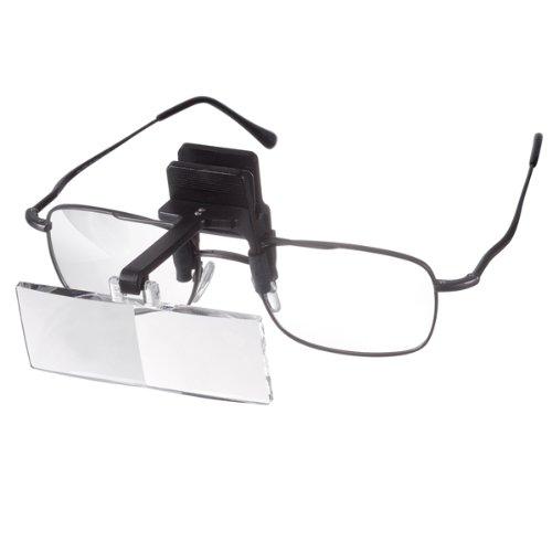 Schweizer 2X / 3D Clip-On Magnifier