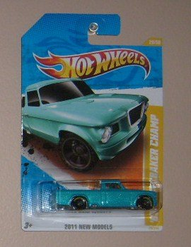 2011 Hot Wheels - '63 Studebaker Champ(29/244) - 1