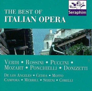 The Best of Italian Opera (Best Italian compare prices)