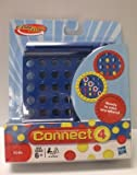 Hasbro Connect 4 Travel Fun On The Run