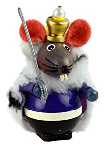 Steinbach Mouse King Ornament