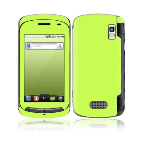 Simply Lime Design Decorative Skin Cover Decal Sticker for LG Genesis US760 Cell Phone