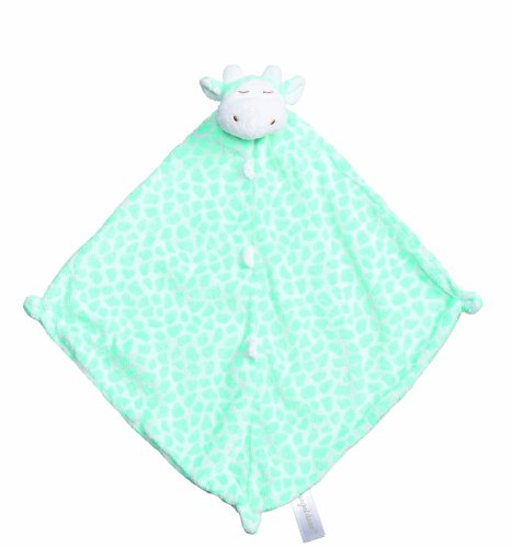 Angel Dear Napping Blanket, Blue Giraffe - 1