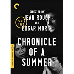 Chronicle of a Summer (Criterion Collection)