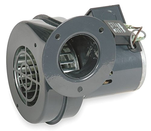 Dayton 1TDP3 Round OEM Blower With Flange, Voltage 115, 3016 RPM Replacement for 4C443 (Furnace Blower Motor With Housing compare prices)