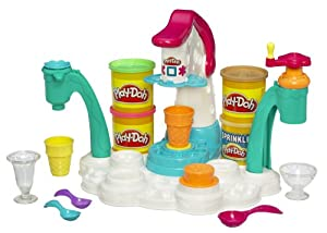 Play-Doh Magic Swirl Ice Cream Shoppe