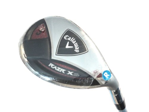 Callaway RAZR X 5H HL Graphite Hybrid (Right Hand, Regular, 27)