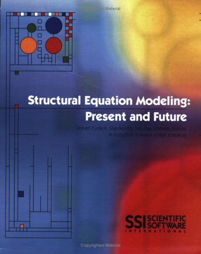 Structural Equation Modeling: Present And Future