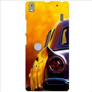 Lenovo K3 Note PA1F0001IN Back Cover - Ambassador Designer Cases