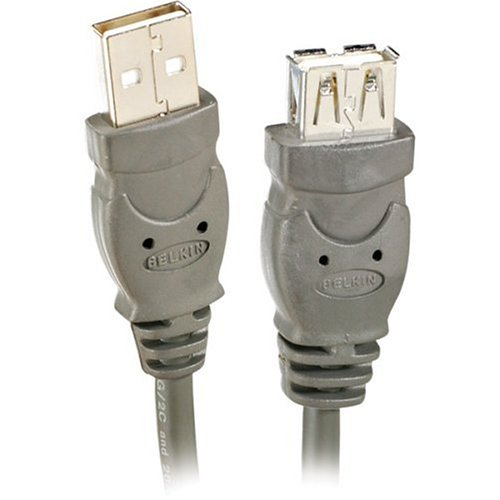 Cable Overmolding Dies : Belkin usb extension cable feet
