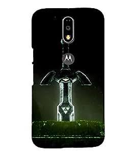 PRINTSOPPII FAMOUSH PERSONALITI Back Case Cover for Motorola Moto G4 Plus