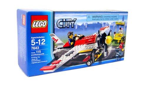 LEGO Airshow # 7643 / Promoset TUI als Weihnachtsgeschenk