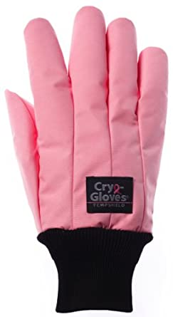 Tempshield Cryo-Gloves P-WR Gloves, Wrist Length