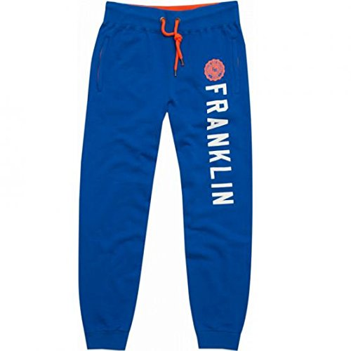 FRANKLIN AND MARSHALL Pantaloni uomo academy blue Franklin marshall XL
