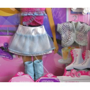 Barbie My Fab Life Clothes - Roller Skating Fashion Outfit