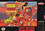 Great Circus Mystery: Super Nintendo Snes