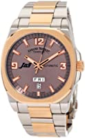 Armand Nicolet Men's 8650A-GS-M8650 J09 Classic Automatic Two-Toned Watch from Armand Nicolet