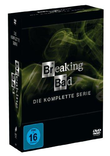 Breaking Bad - Die komplette Serie (Digipack) [20 DVDs]