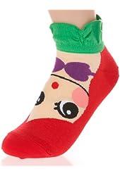 Dani's Choice Cute Cartoon Character Socks
