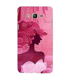 EPICCASE classy fairy Mobile Back Case Cover For Samsung Galaxy E5 (Designer Case)